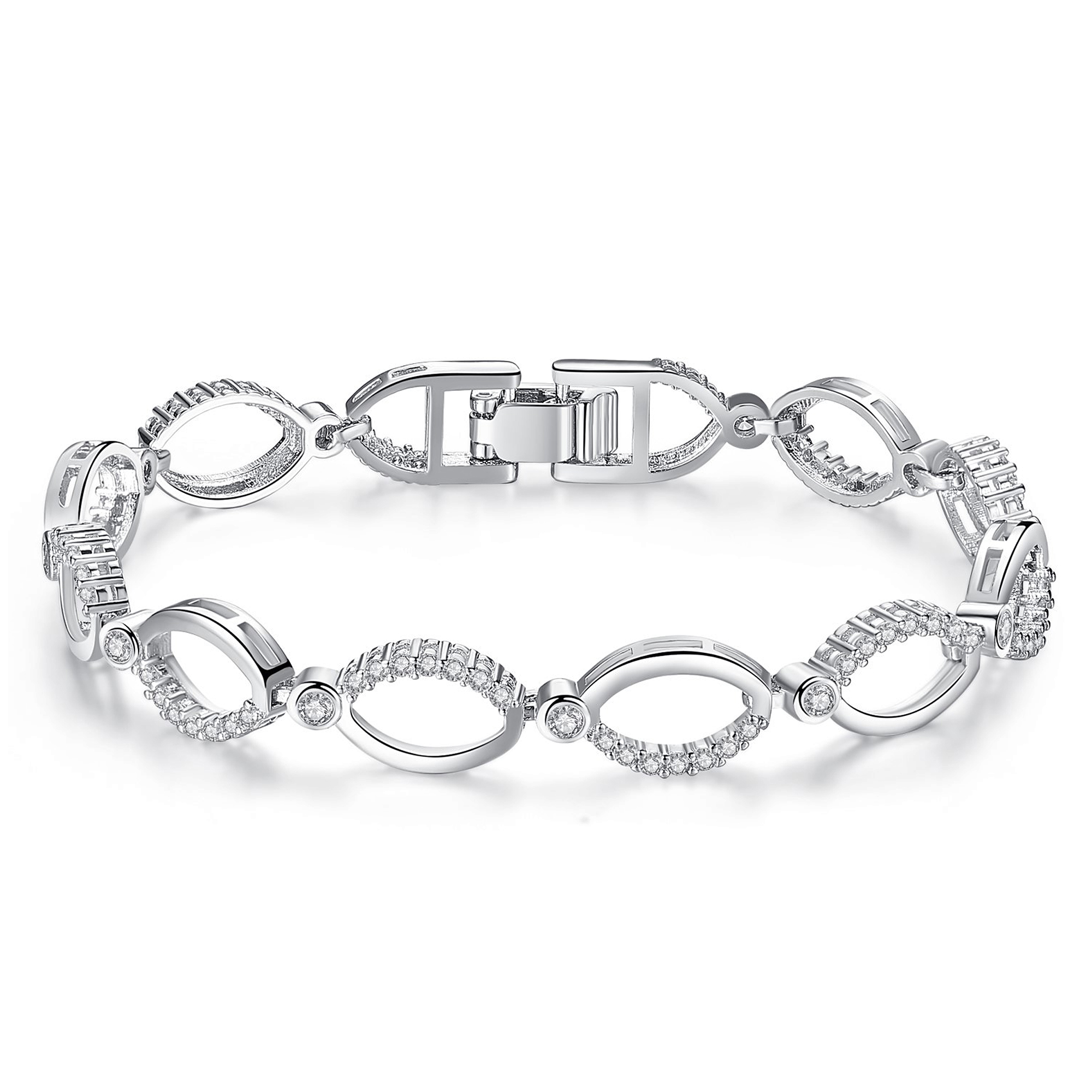 progressive garber bracelet sidney linked wave products link