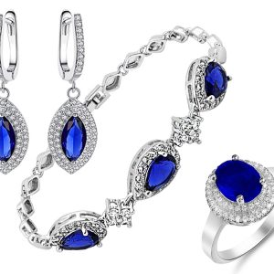 Gemstone Jewellery Sets